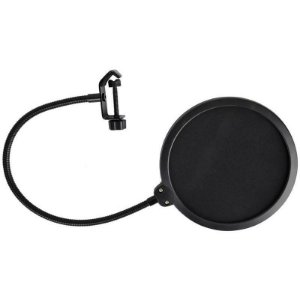 Tela Anti Ruido Gooseneck Pop Filter Dreamer Ps01