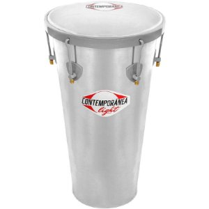 "Timbal Light Contemporânea 05lt 12"" Alumínio"