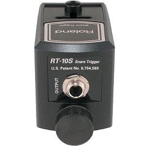 Trigger De Caixa Roland Para Bateria Acústica Eletrônica Híbrida RT-10S