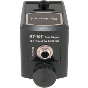 Trigger De Tons Roland Para Bateria Acústica Eletrônica Híbrida RT-10T