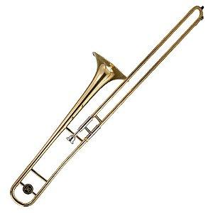 Trombone De Vara Michael Wtbm35 Bb Laqueado