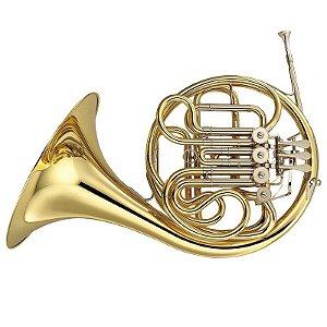 Trompa Yamaha Yhr 567 Dourada