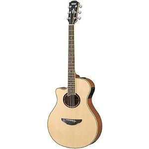 Violão Canhoto Yamaha Apx700II Natural