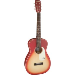 Violão Gretsch Jim Dandy Flat Top G9500 Ltd Chieftain Red Burst