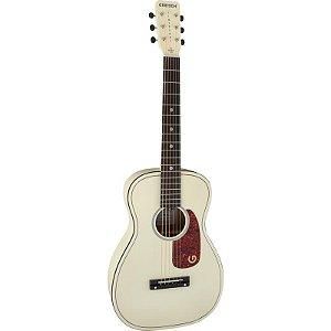 Violão Gretsch Jim Dandy Flat Top G9500 Ltd Vintage White
