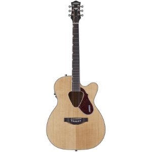 Violão gretsch rancher g5013e jr natural elétrico dreadnought 271 4013 521