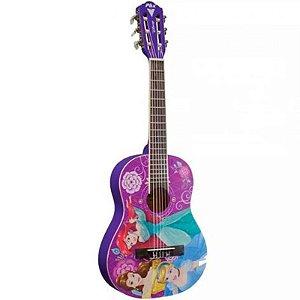 Violão Infantil Nylon PHX Disney Princesas
