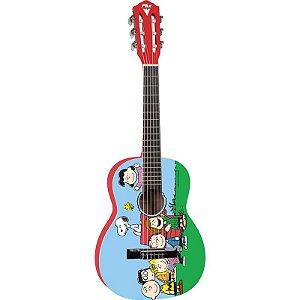 Violão Infantil Phoenix Snoopy Amigos Vis-A1