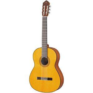 Violão Yamaha Clássico Acústico Nylon Cg142s Natural