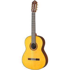 Violão Yamaha Clássico Acústico Nylon Cg182s Natural