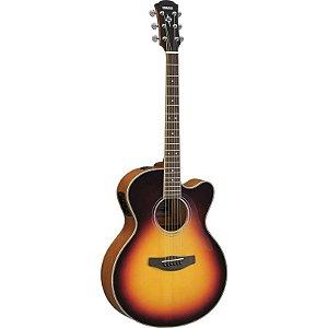 Violão Yamaha Cpx500III Elétrico Vintage Sunburst