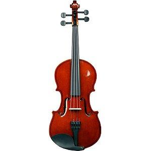 Violino Concert CV 3/4 Luxo Completo Com Case