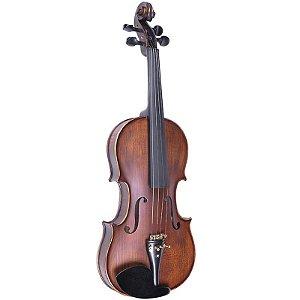 Violino Dominante 4/4 Concert Profissional 9714 Com Estojo