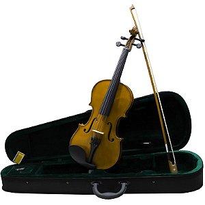 Violino Dominante 4/4 Especial Luxo Completo 9650 Com Estojo