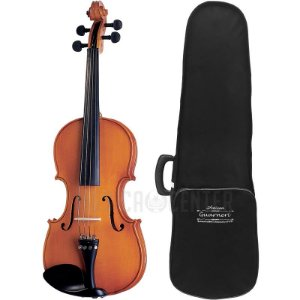 Violino Guarneri 4/4 Dv11 Com Case