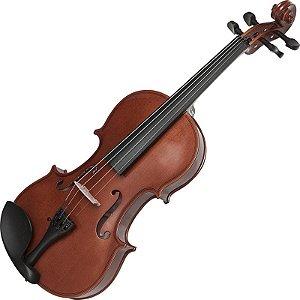 Violino Ronsani Sverve 4/4 Com Estojo Luxo Arco E Breu