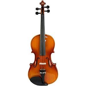 Violino Vignoli 4/4 Intermediário Vig 244 Com Case