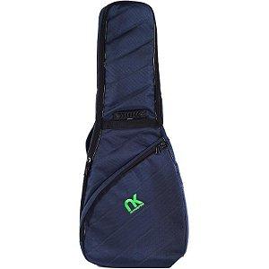 Bag Newkeepers Para Guitarra MaxiPro Azul