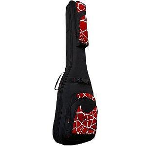 Bag Para Guitarra Juninho Afram Deluxe Gtja