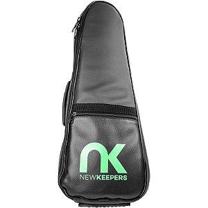 Bag Para Ukulele Concert NewKeepers Eco Preto