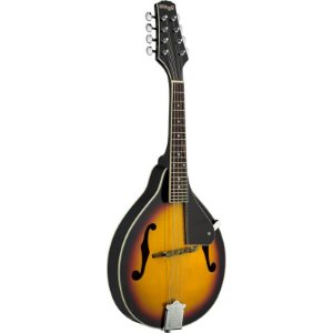 Bandolin Stagg 8 Cordas Bluegrass M20 Violin Burst