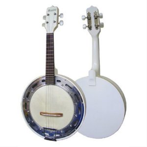 Banjo Elétrico Rozini Studio Rj11elb Branco