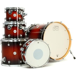 Bateria Dw Design Ddlg2215tb Tobacco Burst Shell Pack