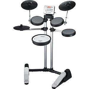 Bateria Eletrônica Roland Hd3 V-drums Lite