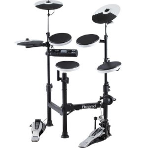 Bateria Eletrônica Roland Td-4kp V-drums Portátil