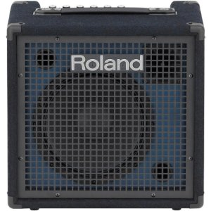 Caixa Amplificada Roland Kc-80 Com 3 Canais