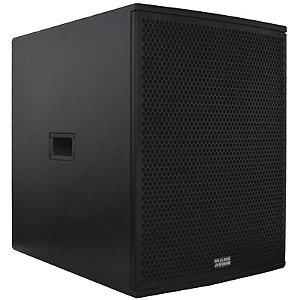 "Caixa Ativa Sub Grave 15"" 320w Mark Audio Sa1200"