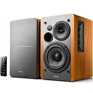 Caixa De Som Edifier R1280db Bluetooth Madeira 42w Rms