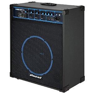 Caixa De Som Multiuso Oneal Ocm-490 Bt 80w Rms Usb Sd Fm Bluetooth