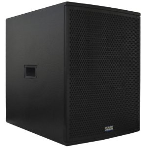 "Caixa passiva Sub Grave 15"" 250w Mark Audio Sp1200"