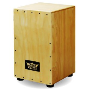Cajon Crown Percussion By Remo RC-P429 Acústico