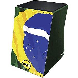 Cajon Fsa Design Brasil Fc 6607 Com Captação