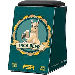 Cajon Fsa Design Fc6626 Inca Beer Com Captação