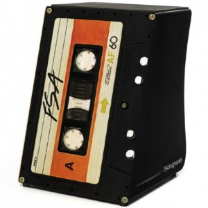 Cajon Fsa Design Fita Cassete FC6616 K-7 Com Captação Dupla