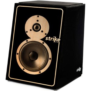 Cajon Inclinado Acústico Fsa Strike Sk4011 Sound Box