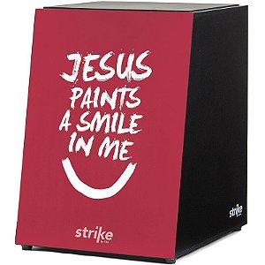 Cajon Inclinado Acústico Fsa Strike Sk4014 Jesus