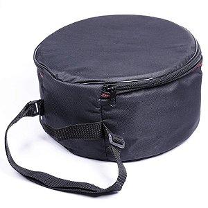 "Capa Para Caixa De Bateria 14"" Cr Bag Formato Extra luxo"