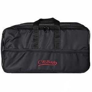 Capa Para Pedaleira De Guitarra Cr Bag Formato Extra luxo