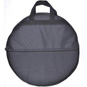 """Capa Para Pratos De Bateria 20"""" Cr Bag Formato Extra luxo"""