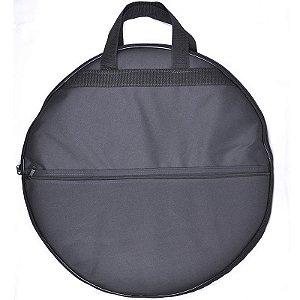 """Capa Para Pratos De Bateria 22"""" Cr Bag Formato Extra Luxo"""