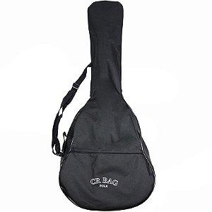 Capa Para Violão Folk Cr Bag Comum