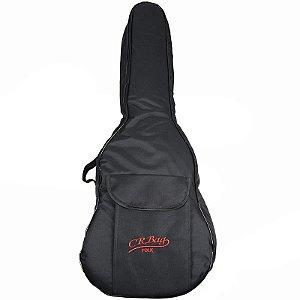 Capa Para Violão Folk Cr Bag Formato Extra luxo