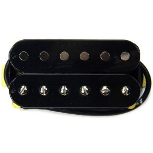 Captador Santo Angelo Humbucker H Custom Neck (Braço) Black
