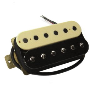Captador Santo Angelo Humbucker H Custom Neck (Braço) Zebra
