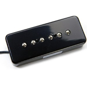 Captador Santo Angelo Humbucker P90 Bridge (Ponte) Black