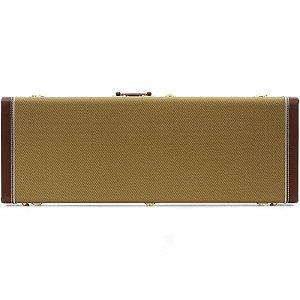 Case Para Guitarra Fender Tele/Stratocaster Pro Series Tweed